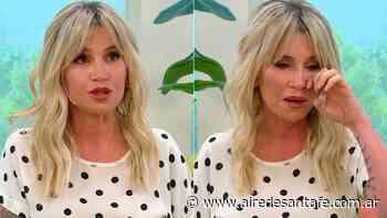 Florencia Peña recordó su video íntimo y lloró en vivo - Aire de Santa Fe