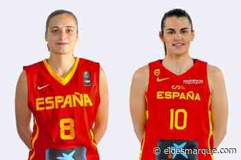 Leticia Romero y Ángela Salvadores, convocadas para la burbuja paralela de España - ElDesmarque Valencia