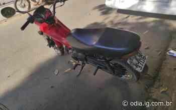 Em Varre-Sai, moradora aciona polícia depois de adquirir moto furtada   Itaperuna   O Dia - O Dia