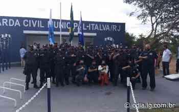 Sonho realizado: Em Italva, Guarda Municipal inaugura nova sede   Itaperuna   O Dia - O Dia