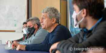 Villa Gesell firmó convenios de obra pública por más de $120 millones - Telégrafo