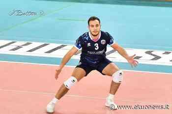 Volley A3, il libero Giancarlo Pesare vestirà la maglia del Pineto - ekuonews.it