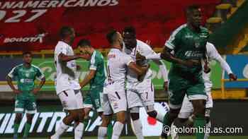 Equidad 1 – 2 Tolima: Resultado, resumen y goles - AS Colombia