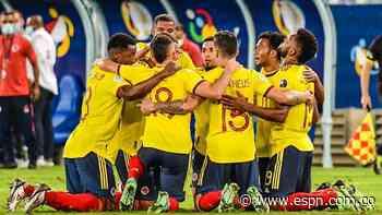 Colombia deja Cuiabá y aterriza en Goiânia, su sede por una semana en Copa América - ESPN