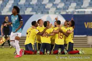 Rendidos ante Colombia: así califican laboratorio que terminó en gol - FutbolRed