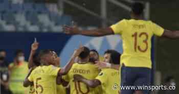 Colombia vs Ecuador - Gol - Copa América - Win Sports