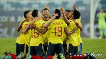 Colombia inicia la Copa América con un triunfo por la mínima ante Ecuador - Marca Claro México