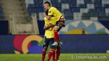 En imágenes: Colombia debuta con victoria ante Ecuador - AS Colombia