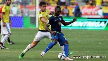 El historial del duelo Colombia-Ecuador - ESPN