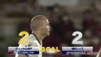 No deja de sorprender: inédito gol de Andrés Iniesta - AS Colombia