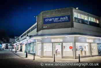 Burnley's Charter Walk Shopping Centre and Curzon Square for sale