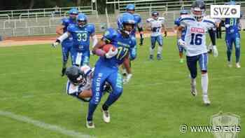 American Football: Von der Landesliga ins Football-Oberhaus | svz.de - svz – Schweriner Volkszeitung