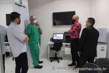 Hospital Regional de Patos terá serviço de hemodinâmica, novos leitos de UTI e tomógrafo de 64 canais - Diário do Sertão