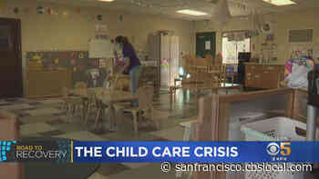 Child Care Providers, Parents Struggle After Industry Devastated By COVID Pandemic - CBS San Francisco