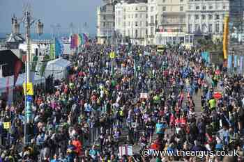 Brighton Half Marathon 2021 postponed until October