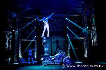Circus Berlin offers tickets to Sussex NHS and care workers