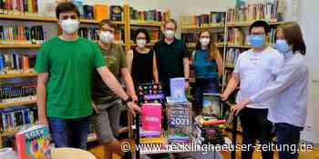 Meterweise Bücher für Bibliothek des Recklinghäuser Gymnasiums - Recklinghäuser Zeitung