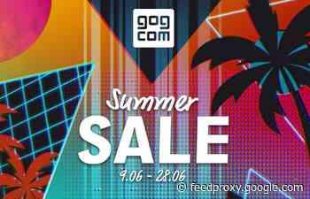 GOG summer games sale now on