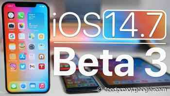 Here is another look at iOS 14.7 beta 3 (Video)