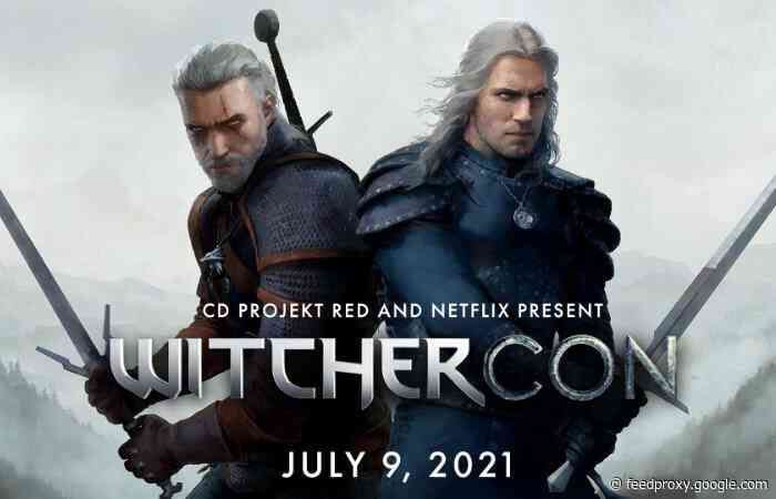 Witcher convention announced by Netflix and CD Projekt Red for July 9th