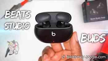 Apple's new Beats Studio Buds get unboxed (video)