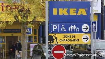 Mitarbeiter ausgespäht: Millionenstrafe für Ikea in Frankreich