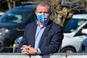 'Clinicians wore thermals under their scrubs'- jabs doc