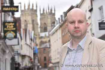 'Cancel business rates for a year' York business leader urges PM