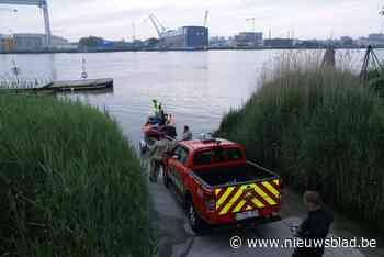 Zoekactie naar drenkeling op Schelde levert niets op
