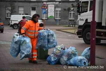 We zijn meer thuis en dus produceren we meer huisvuil: Verko haalt per inwoner vijf kilo afval meer op<BR />