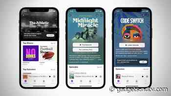 Apple Podcasts Premium Subscription, Podcast Channels Now Live: Everything You Need to Know