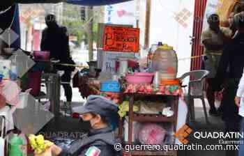 Asesinan a pareja de taqueros en el mercado de la Progreso de Acapulco - Quadratin Guerrero