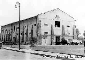 La antigua hacienda de San Lorenzo Tezonco que hoy es un panteón   El Universal - El Universal