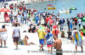 Santa Marta volvió a llenarse de turistas – HOY DIARIO DEL MAGDALENA - HOY DIARIO DEL MAGDALENA