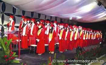 Grados del Bureche School en Santa Marta - El Informador - Santa Marta
