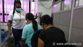 Mujeres denuncian haber sido agredidas por policías en mercado de Santa Marta - EL HERALDO