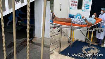 Un muerto y dos heridos a bala en Santa Marta - EL HERALDO