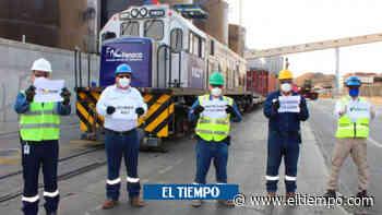 En Santa Marta, vías del tren son invadidas con vehículos artesanales - El Tiempo