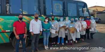 Cravinhos realiza levantamento para diagnóstico de casos de Covid 19 - A Tribuna Regional