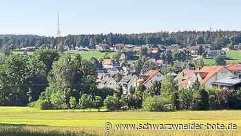 Schömberg - Wald ist in einem gutem Zustand - Schwarzwälder Bote
