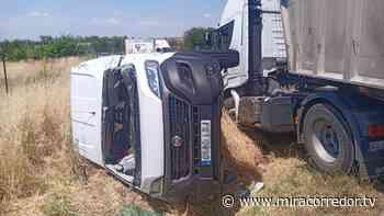 Muere un conductor en una colisión múltiple en San Fernando de Henares - MiraCorredor