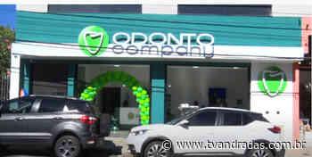 É Inaugurada em Andradas nova clínica odontológica que faz parte da rede Odonto Company - ANTV - Notícias de Andradas e região - TV de Andradas