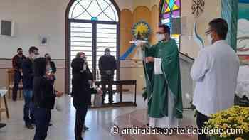 Paróquias de Andradas realizam a tradicional a benção dos pães - ® Portal da Cidade | Andradas