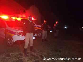 PM intensifica operações em Andradas e região - ANTV - Notícias de Andradas e região - TV de Andradas