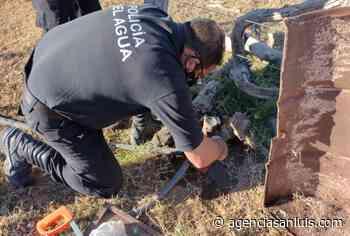 Por irregularidades, San Luis Agua interrumpió una conexión de gran caudal - Agencia de Noticias San Luis