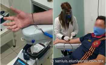 ¿Cómo y qué requisitos se necesitan para donar sangre en San Luis Potosí?   San Luis Potosí - El Universal