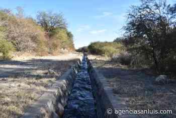 ¿Cómo está compuesto el sistema de canales de San Luis? - Agencia de Noticias San Luis