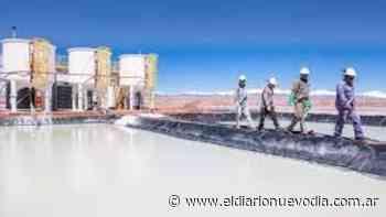 La provincia de Salta se opone a la idea de nacionalizar la producción de litio - El Diario Nuevo Dia