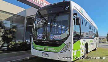 Siguen los tests: SAETA probará el bus Scania a GNC en Salta - 16 Valvulas Noticias de Autos
