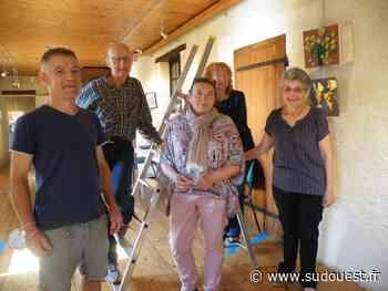 Jonzac : le grand retour des peintres de La Barbouille aux Carmes - Sud Ouest